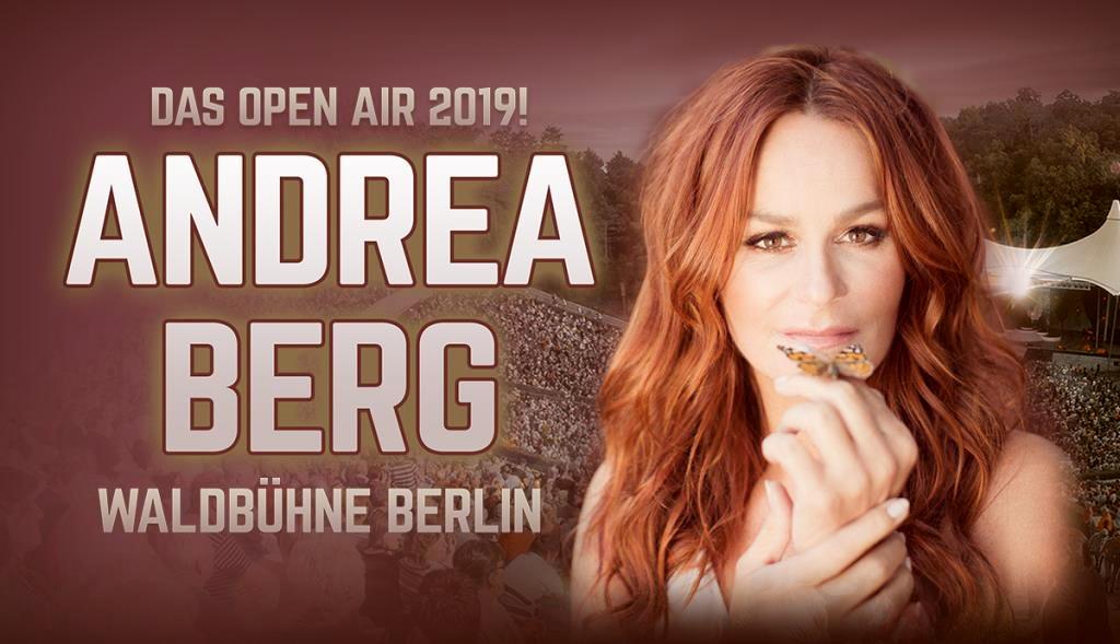 Andrea Berg Open Air Aspach 2 Tage Urlaub Deutschland 19 20