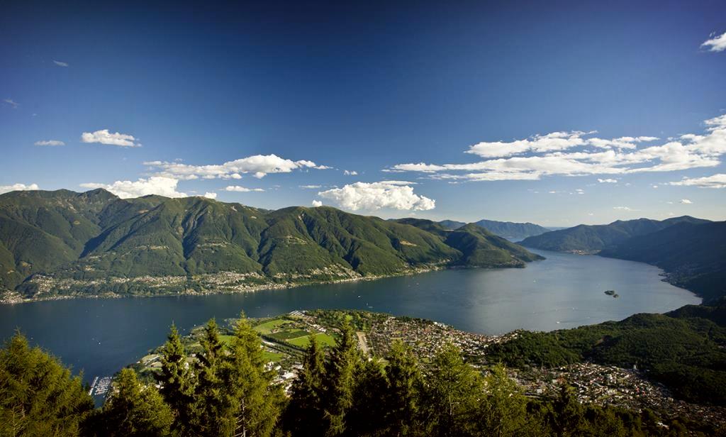 Lago Maggiore - 5 Tage ★ URLAUB Italien, 18. - 22. Oktober